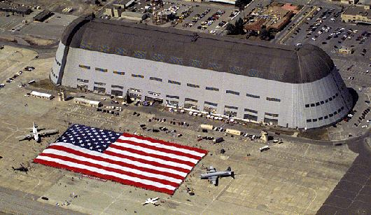 nasa hanger one california - photo #26